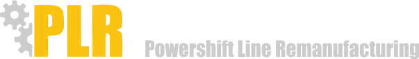 PLR - POWERSHIFT LINE REMANUFACTURING (logo)